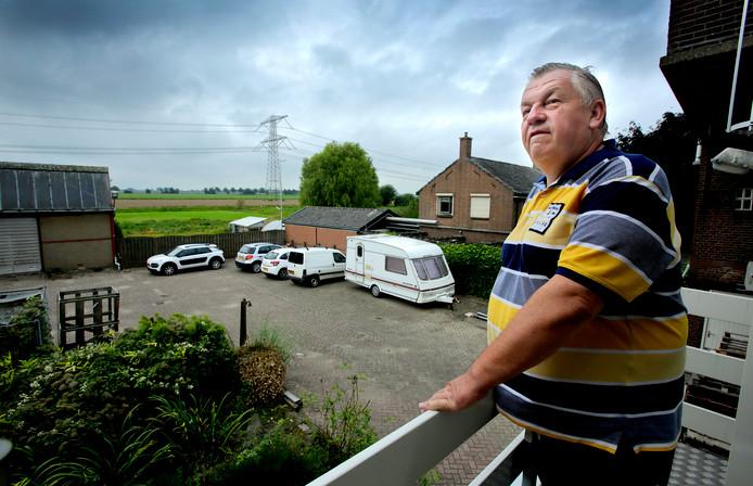 Q-koorts patiënt Peter de Groot is niet besmet door een geitenhouderij of kinderboerderij uit de buurt.