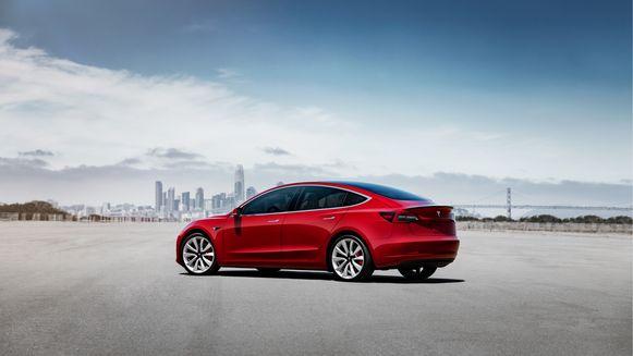 De Tesla Model 3