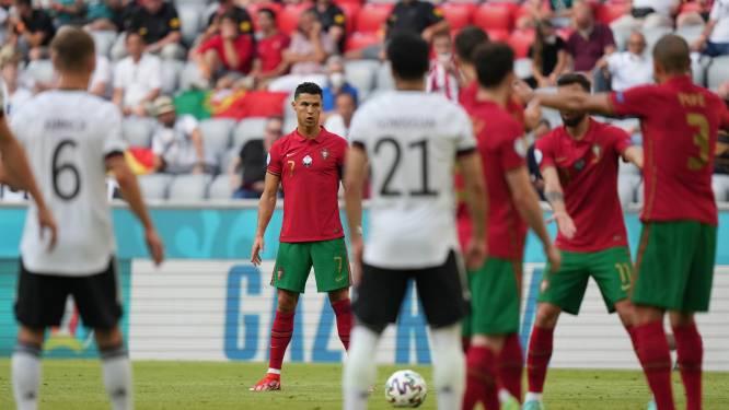 Tijd voor een andere naam bovenaan het lijstje? Cristiano Ronaldo miste 49 van zijn 50 vrijschoppen op EK's en WK's