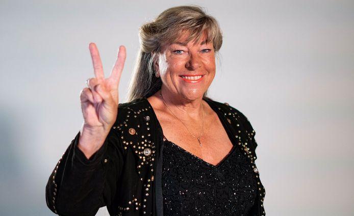 Dineke de Haan in the Voice Senior