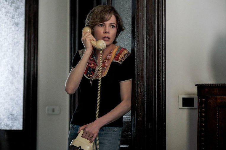 Michelle Williams als John Pauls moeder Gail Harris. Beeld