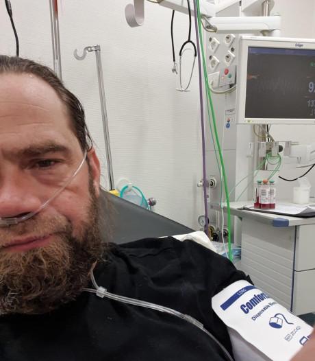 Parkwachter Sonsbeek geveld door corona en nu in quarantaine: 'Heb me nog nooit zo slecht gevoeld'