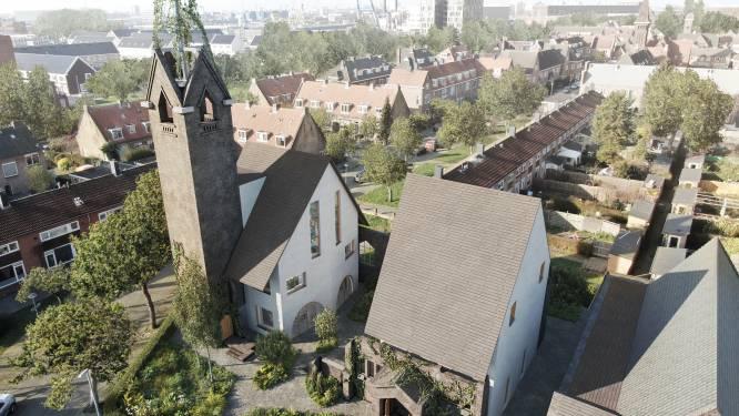 Er gloort weer een toekomst voor kerkje op Heijplaat na verwoestende brand