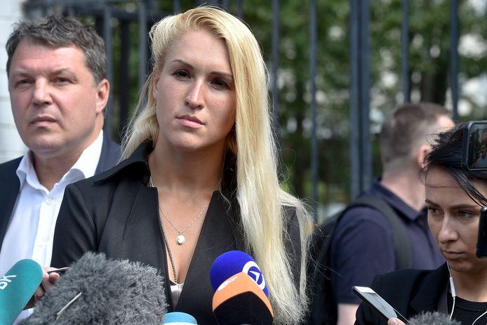 Anastasiya Vasilyeva, de arts van Navalny.