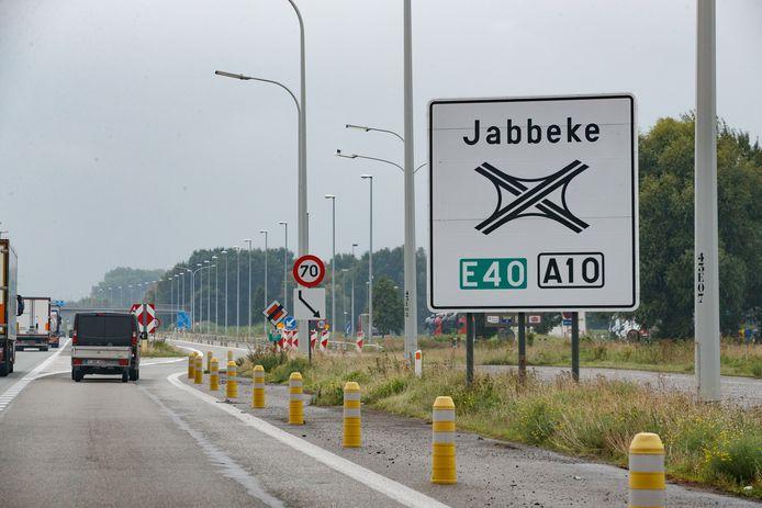 De bende was onder meer actief op de snelwegparking in Jabbeke.