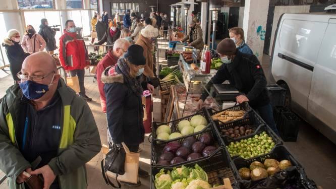 Massemen krijgt korte keten markt met lokale producenten
