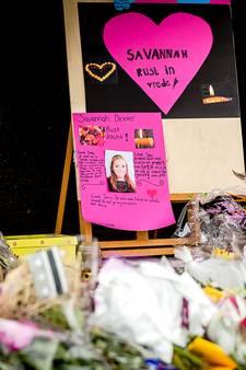 Verdachte dood Savannah blijft vastzitten