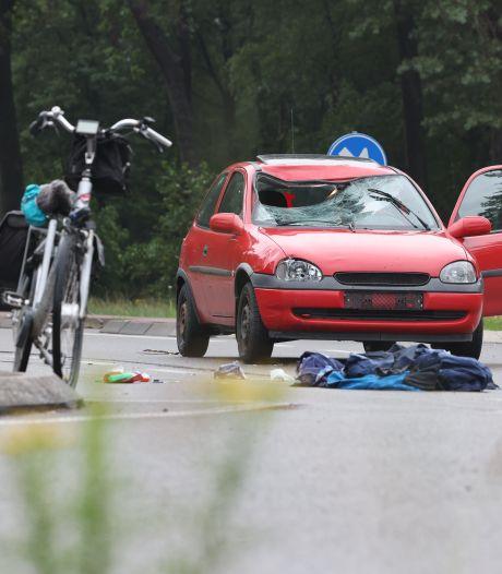 Ernstig ongeluk bij Epe: fietser met spoed naar het ziekenhuis