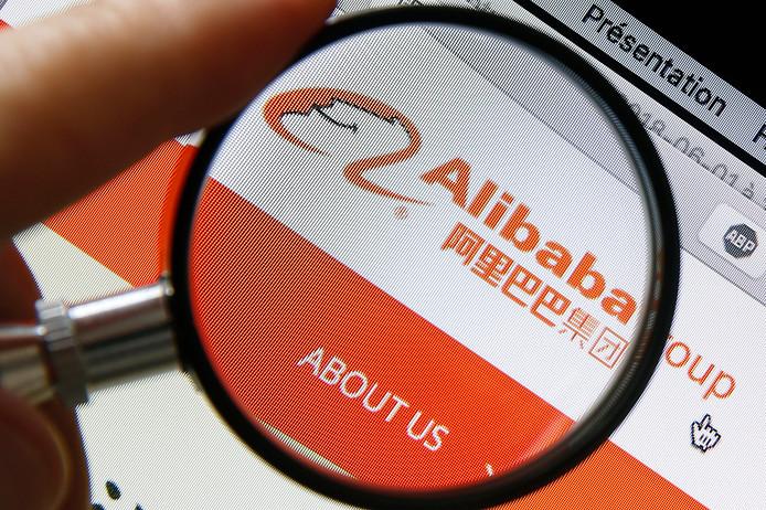 Alipay is onderdeel van het Chinese online shoppingconcern Alibaba