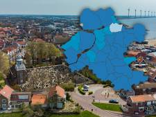 Vaccinatiegraad corona op Urk het laagste van heel Nederland