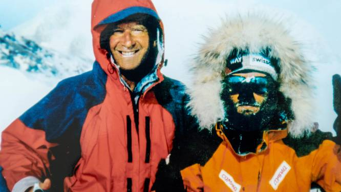 """Bergbeklimmer Willy Troch (73) rouwt om goede vriend Dixie Dansercoer: """"Enorm dankbaar hem te hebben gekend"""""""