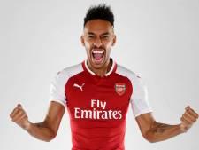 Arsenal breekt clubrecord voor Aubameyang