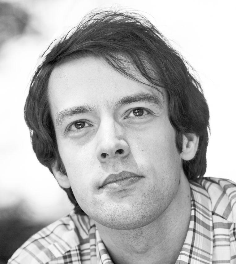 Stephan Huijboom, filosoof en opiniemaker bij het Apostolisch Genootschap. Beeld