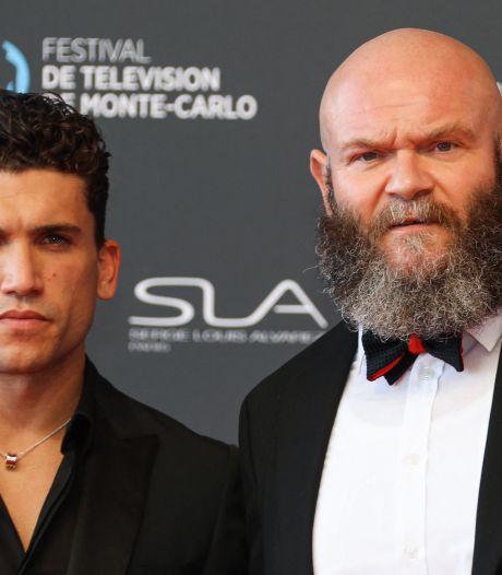 Défilé de stars sur le tapis rouge du Festival de Télévision de Monte-Carlo