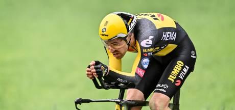 Tom Dumoulin 16de bij rentree, Küng wint openingstijdrit Ronde van Zwitserland