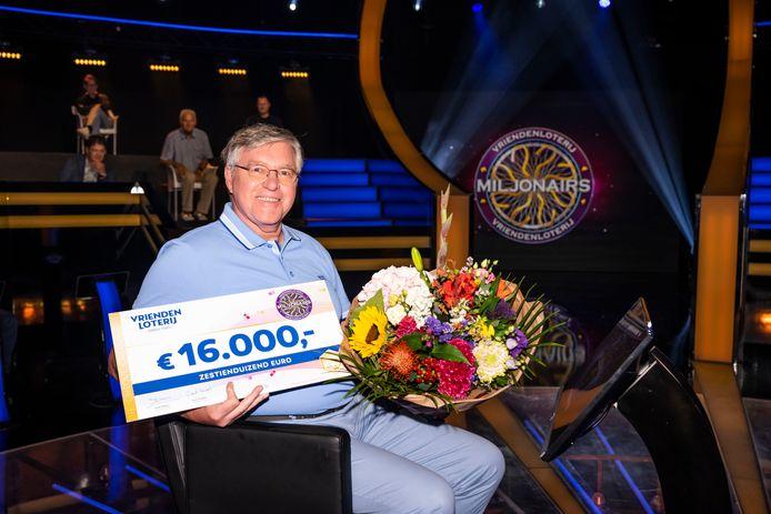 De 66-jarige Matts heeft 16.000 euro gewonnen.