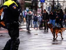Marcel de Ruiter gooide fiets voor waterkanon bij rellen Eindhoven: drie maanden cel