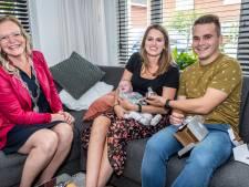 Drie weken oude Pleun is 17.000e inwoner van gemeente Asten: ruim 26 jaar na 16.000e inwoner