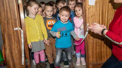 """Ernest is de ster van De Bever op Wereld Downsyndroomdag: """"Hij is een echte verrijking"""""""
