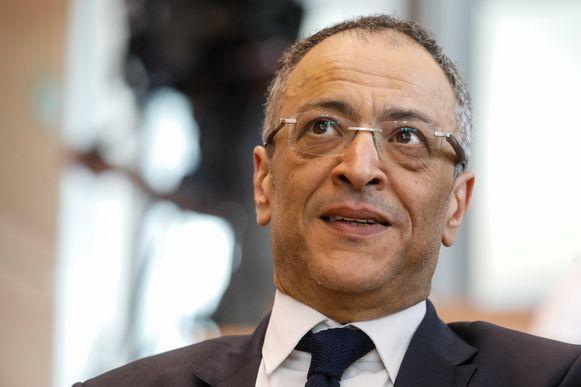De Brusselse parlementsvoorzitter Rachid Madrane steunde Kir.