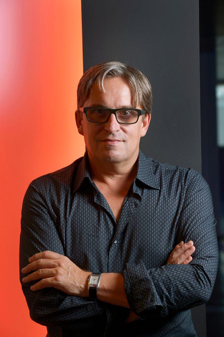 Frank Van Passel. Beeld Photo News