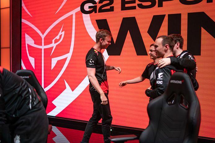 G2 Esports begint langzaam maar zeker de vorm terug te vinden in de LEC en versloeg rivaal Fnatic met groots gemak.