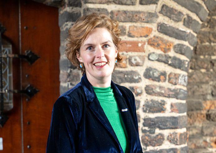 Hilde Palland uit Kampen, nummer 12 op de kieslijst van het CDA.