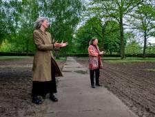 Op begraafplaats Essenhof krijgt een bijzondere pluktuin de ruimte