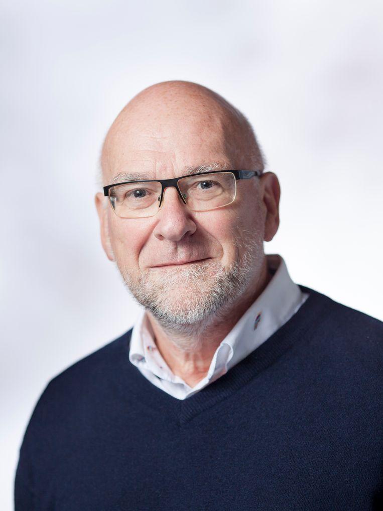 Psycholoog Ad Vingerhoets: 'Als wetenschapper vind ik walging zeer fascinerend, vanwege het verband met politieke voorkeur onder meer.' Beeld Maurice van den Bosch
