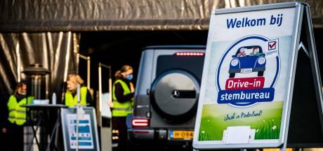 Te kort dag voor drive-thru stembureau in Etten-Leur