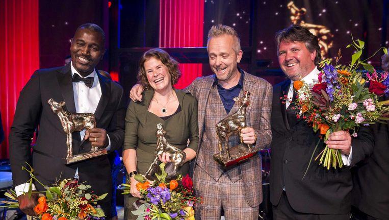De film The Paradise Suite is de grote winnaar geworden van de 36ste editie van het Nederlands Filmfestival. Beeld anp
