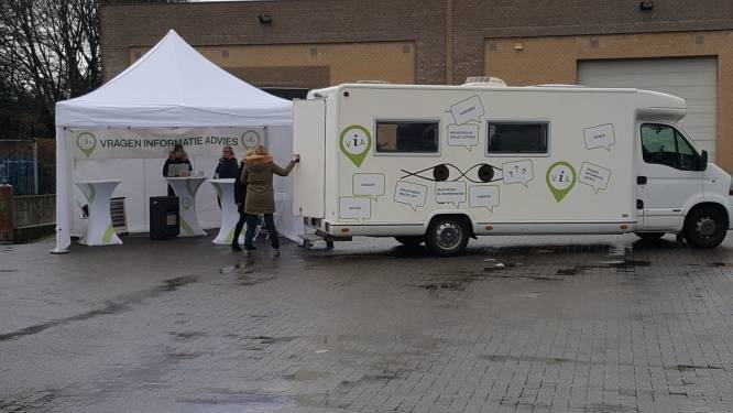 ViA-mobiel verstrekt informatie over dementie aan woonzorgcentrum Ter Vest tijdens Werelddag dementie