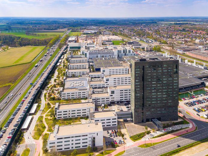 De ASML-campus in Veldhoven (2019)
