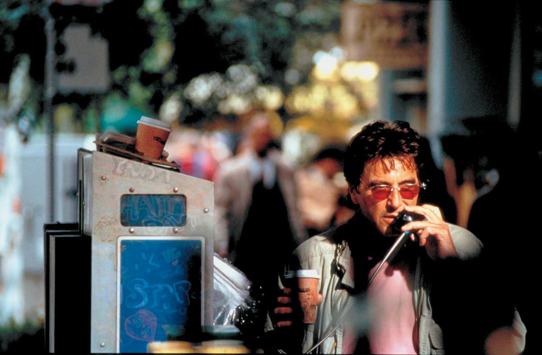 Al Pacino in 'The Insider' Beeld rv