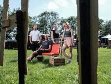 Nieuw openluchttheater midden in de weilanden van Vragender: 'Het liefst doen we dit het hele jaar door'