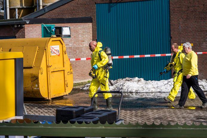 Pluimveebedrijf Sonseheideweg  in Sint-Oedenrode besmet met vogelgriep