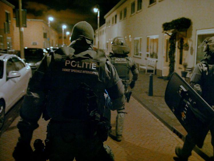 Negen verdachten opgepakt bij grote drugsactie in Den Haag