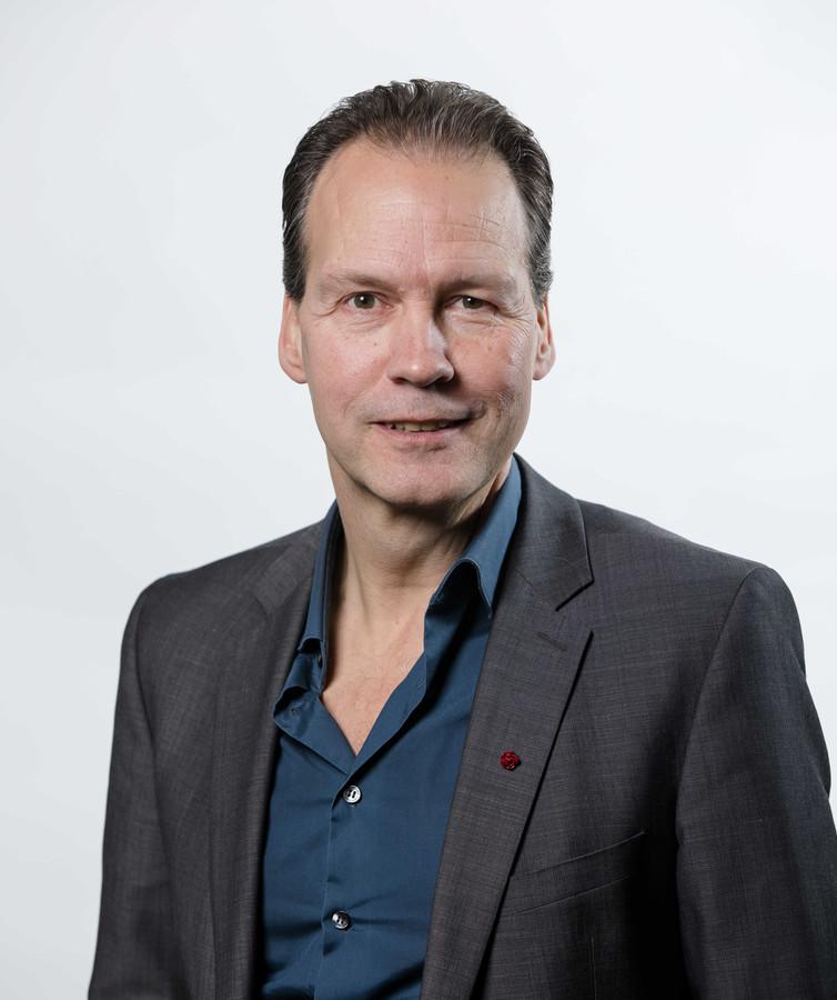 PvdA-Kamerlid John Kerstens.