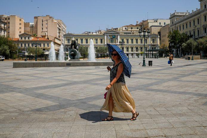Athènes, ce 30 juillet.