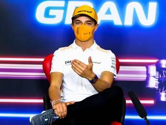 """Norris langer bij McLaren: """"Ik wil hier races winnen en wereldkampioen worden"""""""