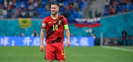 Le moment est-il venu de titulariser Eden Hazard? Donnez votre avis