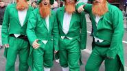 Vier Saint-Patrick's day in CC de Tassche