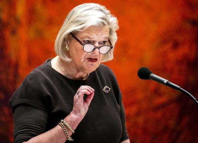 Ankie Broekers-Knol, staatssecretaris van Justitie en Veiligheid