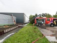 Onweer en hevige regenval zorgen voor de nodige problemen in Haagse regio: 'Knijp 'm als een oude dief'