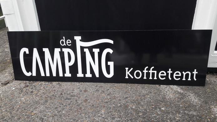 Koffiezaak De Camping in het brugwachtershuisje bij de Orthenbrug