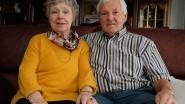 Jenny en August vieren zestigste huwelijksverjaardag