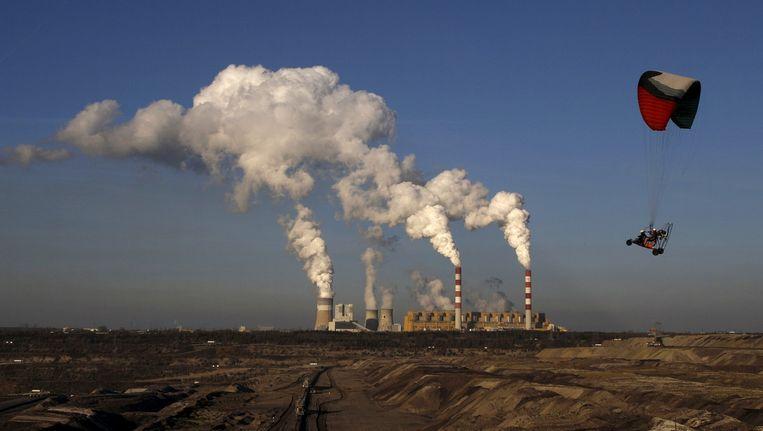 Fabrieken in Polen. Beeld REUTERS