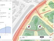 """Brugge laat 3D-replica van stad maken: """"Zo zien we welke impact onze maatregelen hebben op luchtkwaliteit en verkeer"""""""