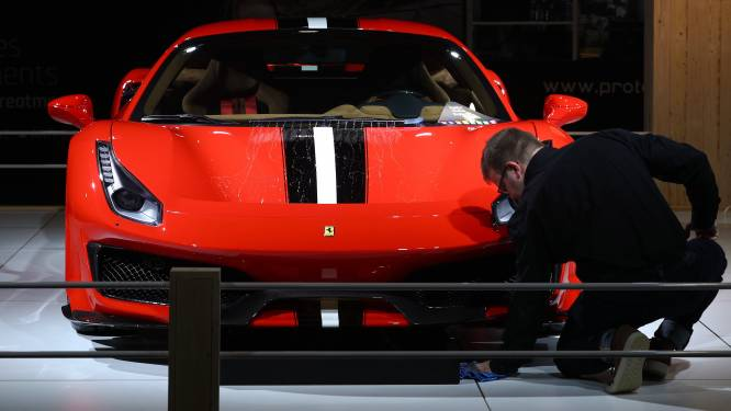 Ferrari verkoopt meer auto's dan voor coronacrisis
