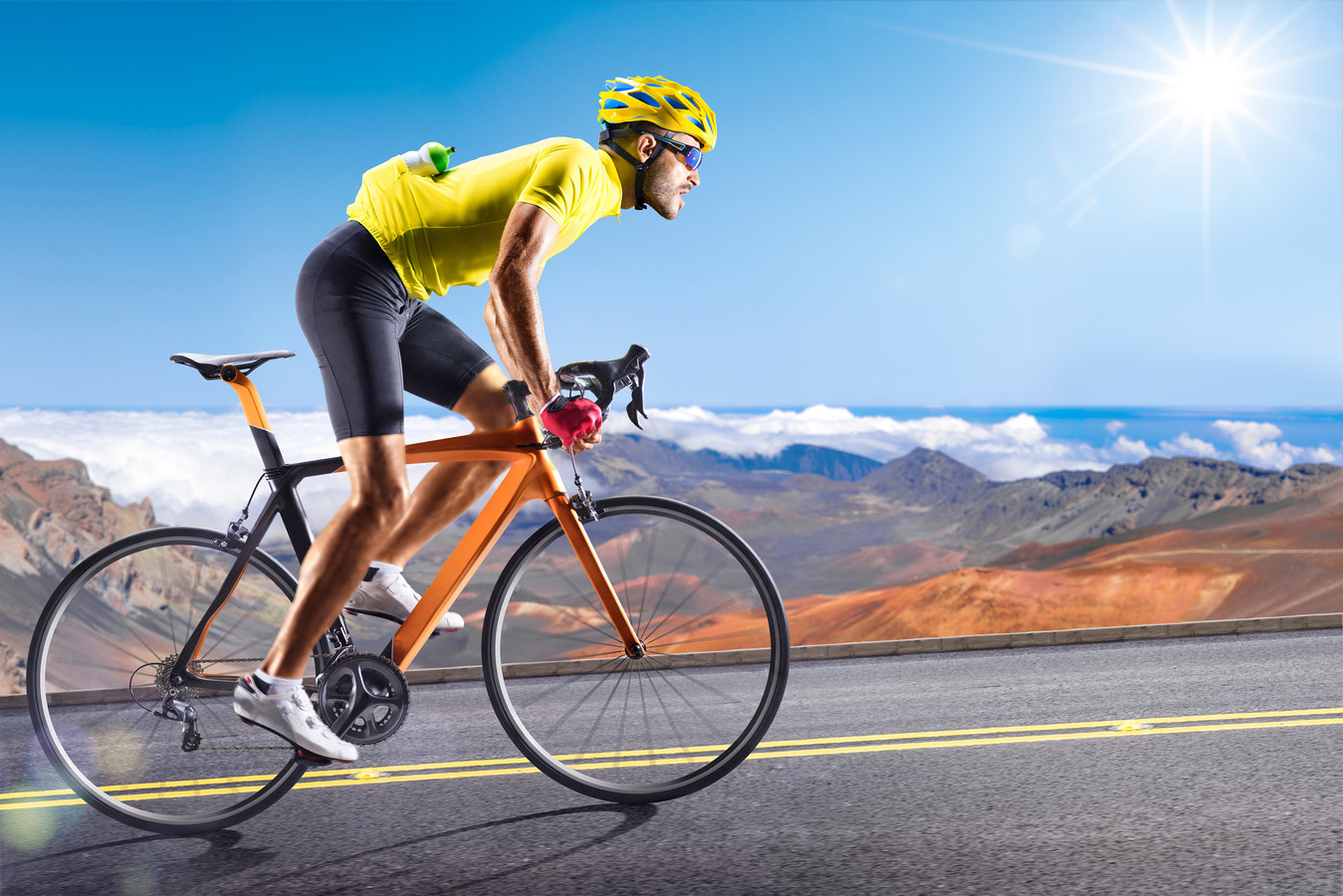 Tour de France Wielerspel.
